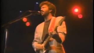 ERIC CLAPTON - I SHOT THE SHERIFF (LIVE) Hartford