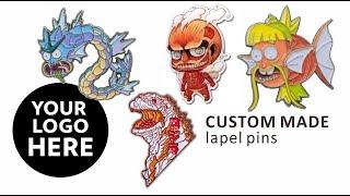Custom Metal Pins- Custom Metal Pins Maker in China