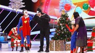 Andrei Duban, Claudiu Bleonț și Tony, într-o piesă de teatru pe scena Next Star