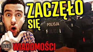 Z ostatniej chwili! Policja SZTURMUJE polskie BIZNESY