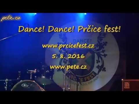 Dance! Dance! Prčice fest! na zámku v Prčici