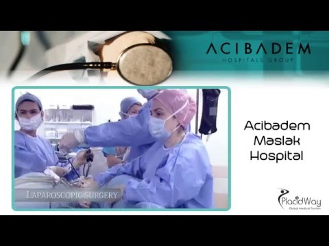 Acibadem Maslak Hospital: Top Hospitals in Istanbul Turkey