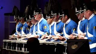 Little Drummer Boy - Snare Drumline Encore Performance