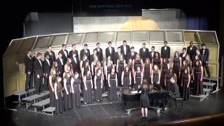 WRHS Chorale And So It Goes  May 6 2015