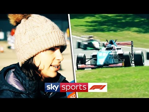 Image: WATCH: New young female driver initiative at Silverstone!