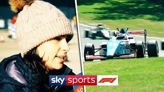 When will we see more women in F1? | Girls On The Track