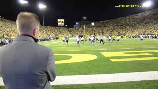 Oregon All Access: Gameday with Athletics Director Rob Mullens