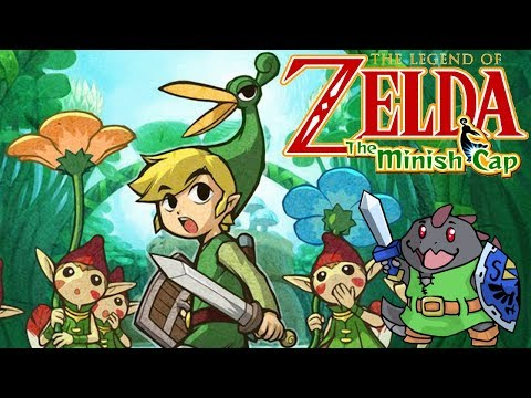 [LIVE] The Legend of Zelda: The Minish Cap | #2 | Blind | Virtual Console | Come hang out with us!