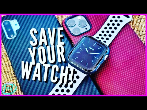 Protect Your Apple Watch! Pitaka Air Case + Bands Review