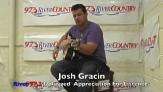 """Josh Gracin """"Nothing To Lose"""""""