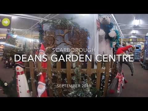 Deans Garden Centre Scarborough