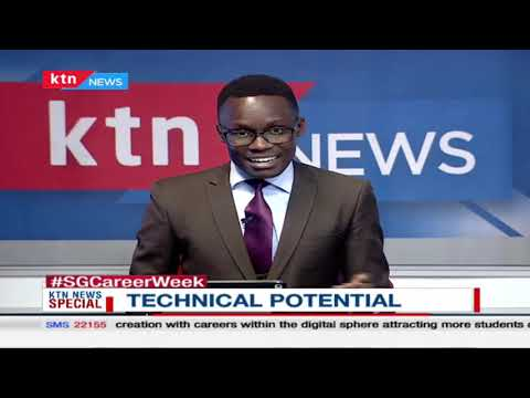 Discussion on Technical Education in the Country   KTN News Special #SGCareerWeek
