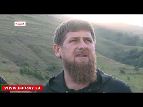 Рамзан Кадыров принял участие в открытии родовой башни тейпа Беной