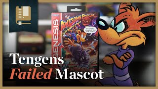 Awesome Possum: Tengen's Failed Mascot | Gaming Historian