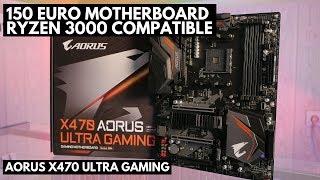gigabyte x470 aorus ultra gaming bios update without cpu