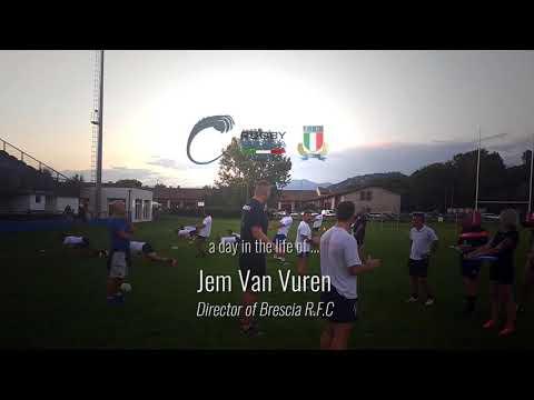 Photo-shooting Brand Ambassador Jem van Vuren