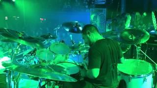 """Trivium - """"Rain"""" - Roseland Theater Portland (Alex Bent Drum Cam)"""
