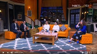 Dengar Cerita Iriana Dihadiahi Durian di Ulang Tahunnya oleh Jokowi, Sule dan Andre Dibuat Tertawa