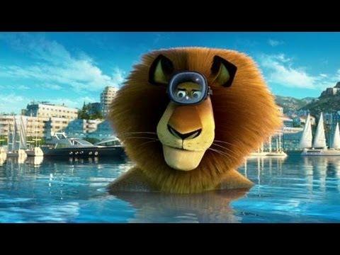 Madagascar 3 Bande Annonce VF