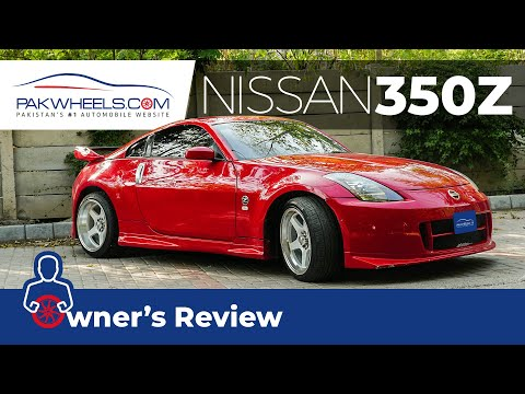 Nissan 350z | Owner's Review | PakWheels