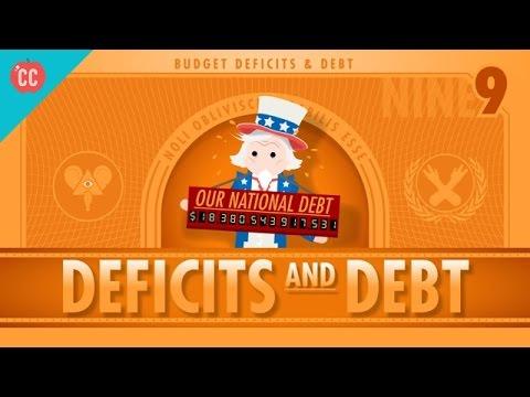 , title : 'Deficits & Debts: Crash Course Economics #9