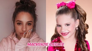 Dance Moms Girls Then and Now 2018 ❤ Curious TV ❤