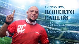 Interview with Roberto Carlos