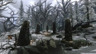 Solstheim with 3D trees