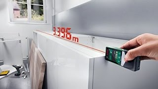 Bosch Entfernungsmesser Glm : Bosch glm 40 free video search site findclip
