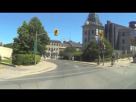 Driving tour - Ottawa On