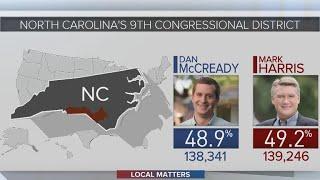 North Carolina election fraud investigation focuses on absentee ballots