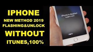 IPhone 7,7 Plus,8,8 Plus,Xr Full Unlocking Without Itunes,Chek Icloud Complete Solution (HINDI)