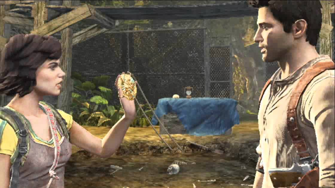 This New Uncharted: Golden Abyss Trailer Is A Little Bit Hilarious (But Also Good)
