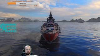 Тестовые корабли. Бургундия, бриты 9 и 10, Аляска и Ужасный