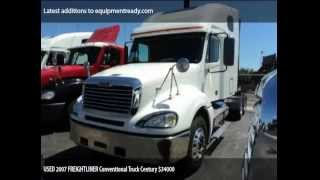 Used FreightlinerTrucks For Sale At EquipmentReady.Com