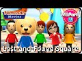 Wii Party U Lost and found Square Compilation 5 Players