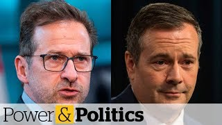 Bloc leader clashes with Alberta premier over Western oil | Power & Politics