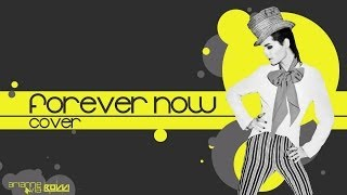 Tokio Hotel - Forever Now (AlienTHeam Cover) Official LYRIC VIDEO