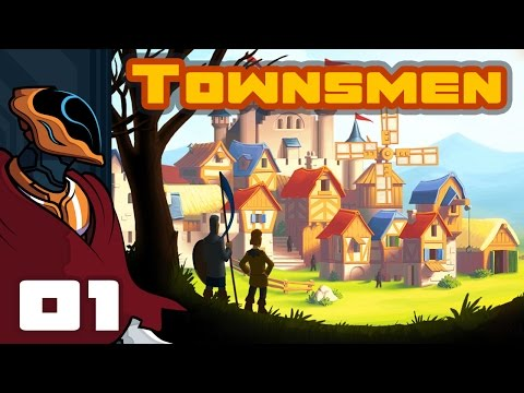Let's Play Townsmen - PC Gameplay Part 1 - I Need More Prestige!