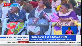 Gavana Alfred Mutua amamurisha Rais Uhuru Kenyatta kuhusishwa kwa serikali ya Jubilee