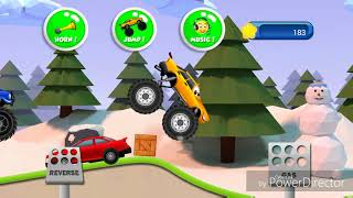 Игра монстер трак Monster truck