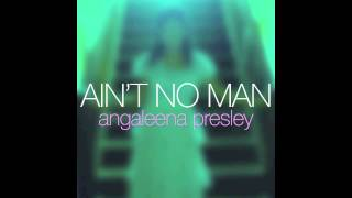"Angaleena Presley - ""Aint No Man"" - Official Audio"