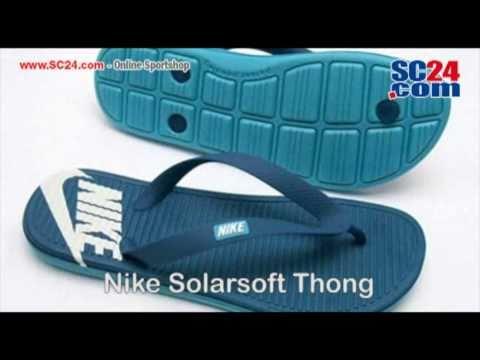Nike Solarsoft Thong Art Nr  25276