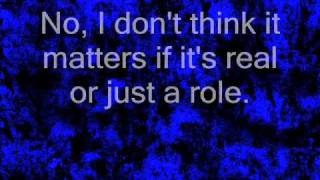 Acting Out - Ashley Tisdale LYRICS