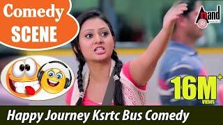 Male | Amulya Prem happy journey - Ksrtc Bus Comedy