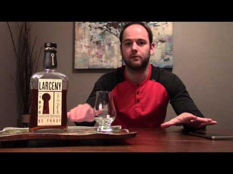 Larceny Kentucky Straight Bourbon Review