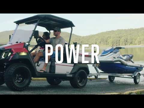 2020 Yamaha Umax Two Rally (Gas EFI) in Ishpeming, Michigan - Video 1