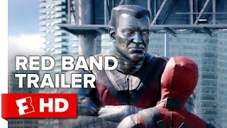 Deadpool - Official Red Band Trailer #2 (2016)