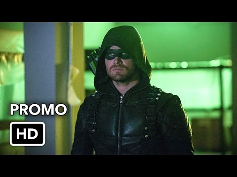 "Arrow 5×03 ""A Matter of Trust"" промо"
