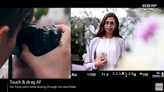 YouTube Video 3sas1r1KNVQ for Product Canon EOS RP Full-Frame Mirrorless Camera by Company Canon in Industry Cameras